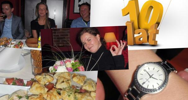 10 lecie Izabeli